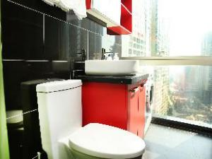 Haiyue Lanting Service Apartment Hong Kong Middle Road