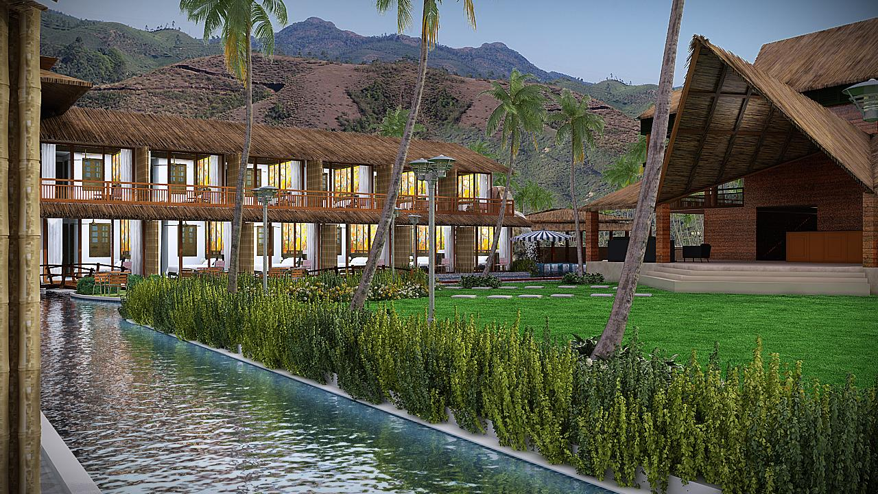 Andaman And Nicobar Islands Summer Sands Beach Resort Neil Island In India Asia