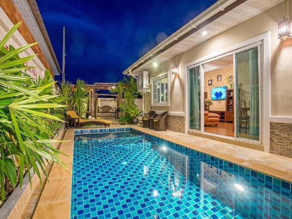 Aonang sweet pool villa Krabi