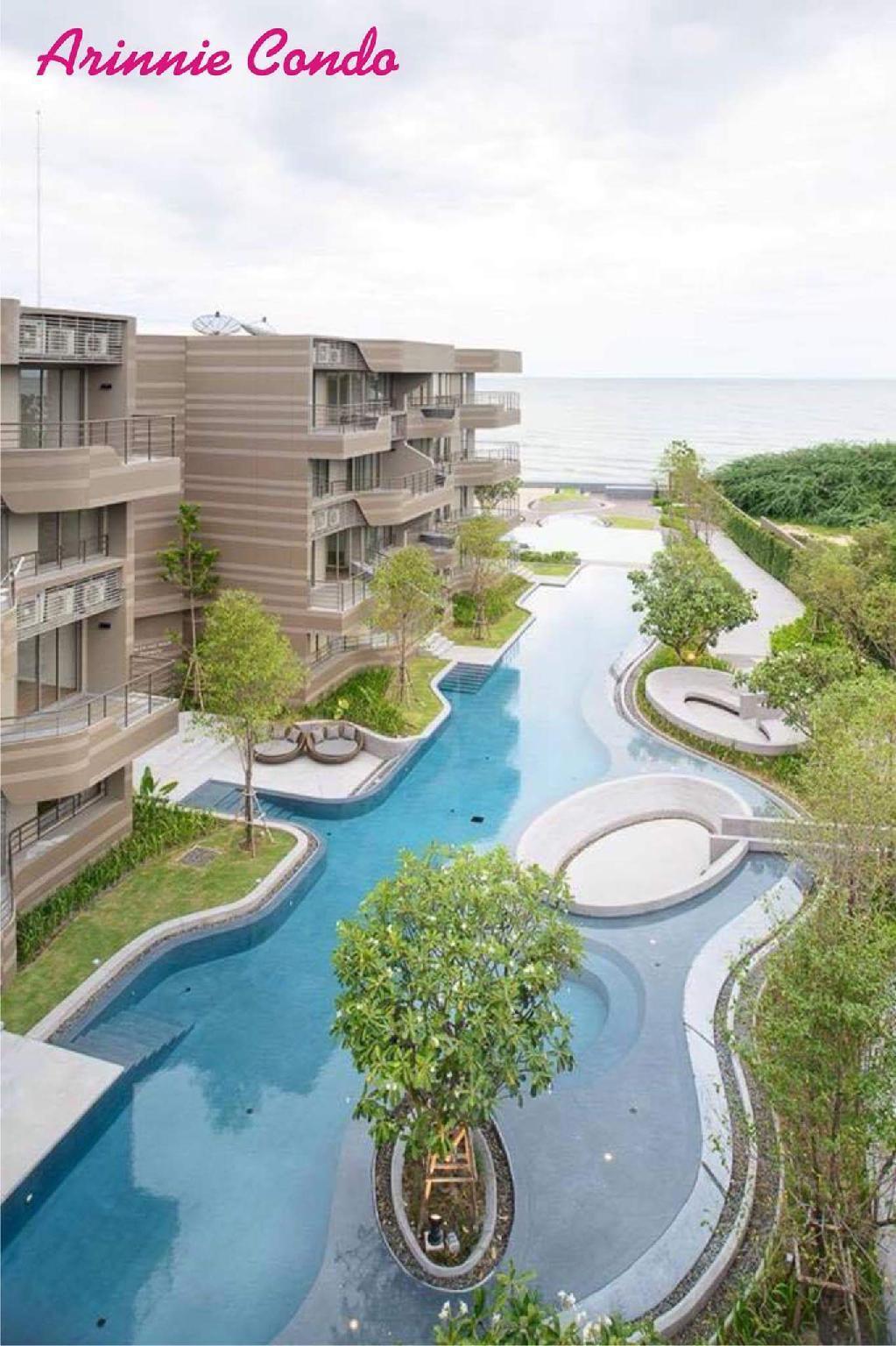 Hin / Cha-am Baan San Ngam Pool Access by Arinnie Condo in Thailand ...