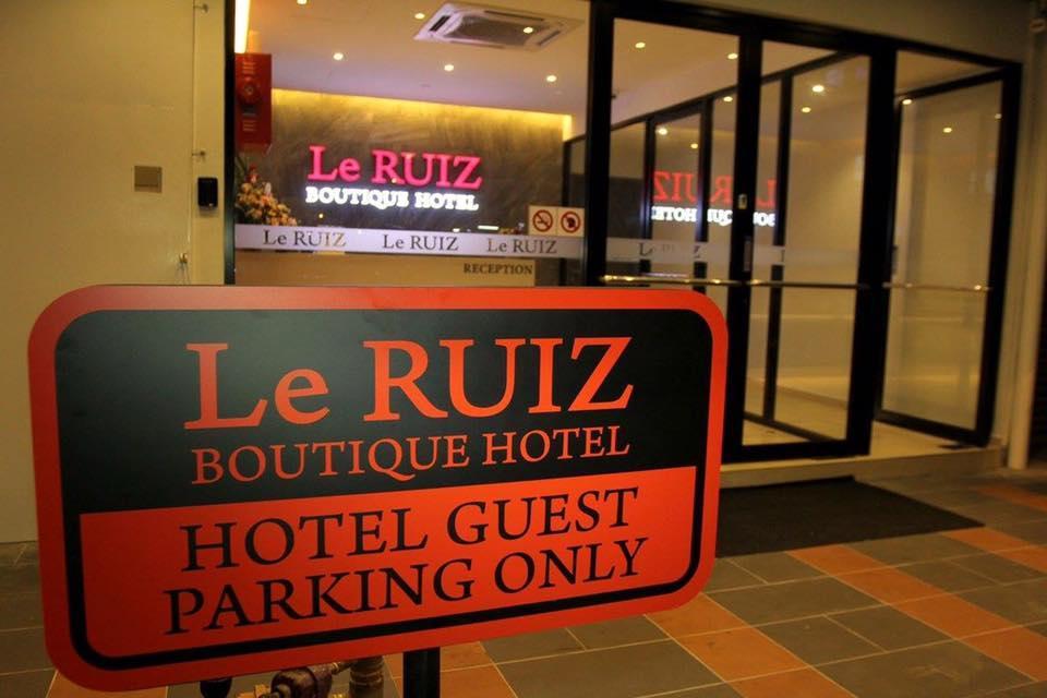 Le Ruiz Boutique Hotel 4