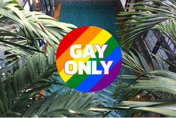 Blu Cabin Gay Poshtel Bangkok