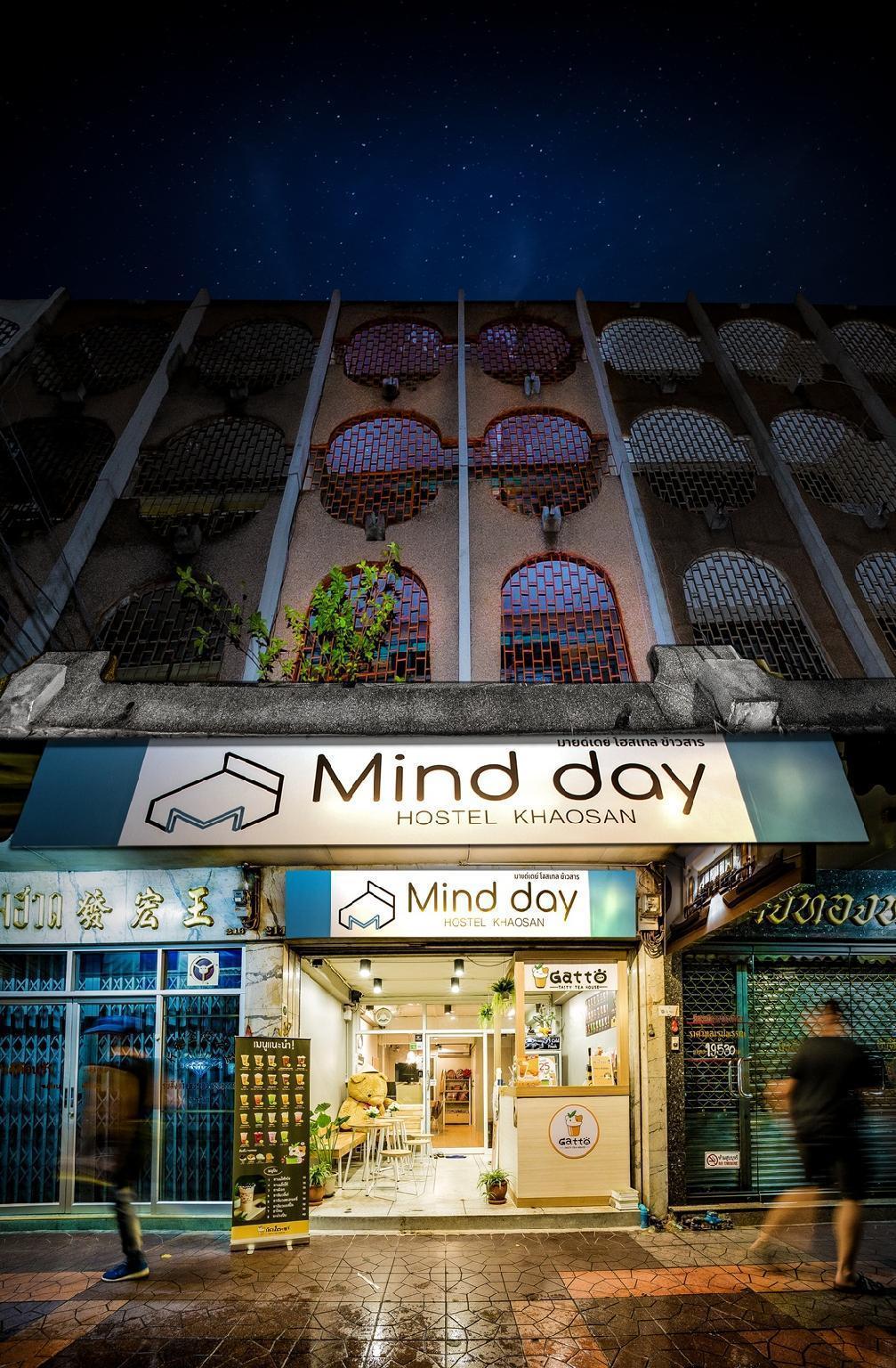 Mind Day Hostel Khaosan มายด์ เดย์ โฮสเทล ข้าวสาร
