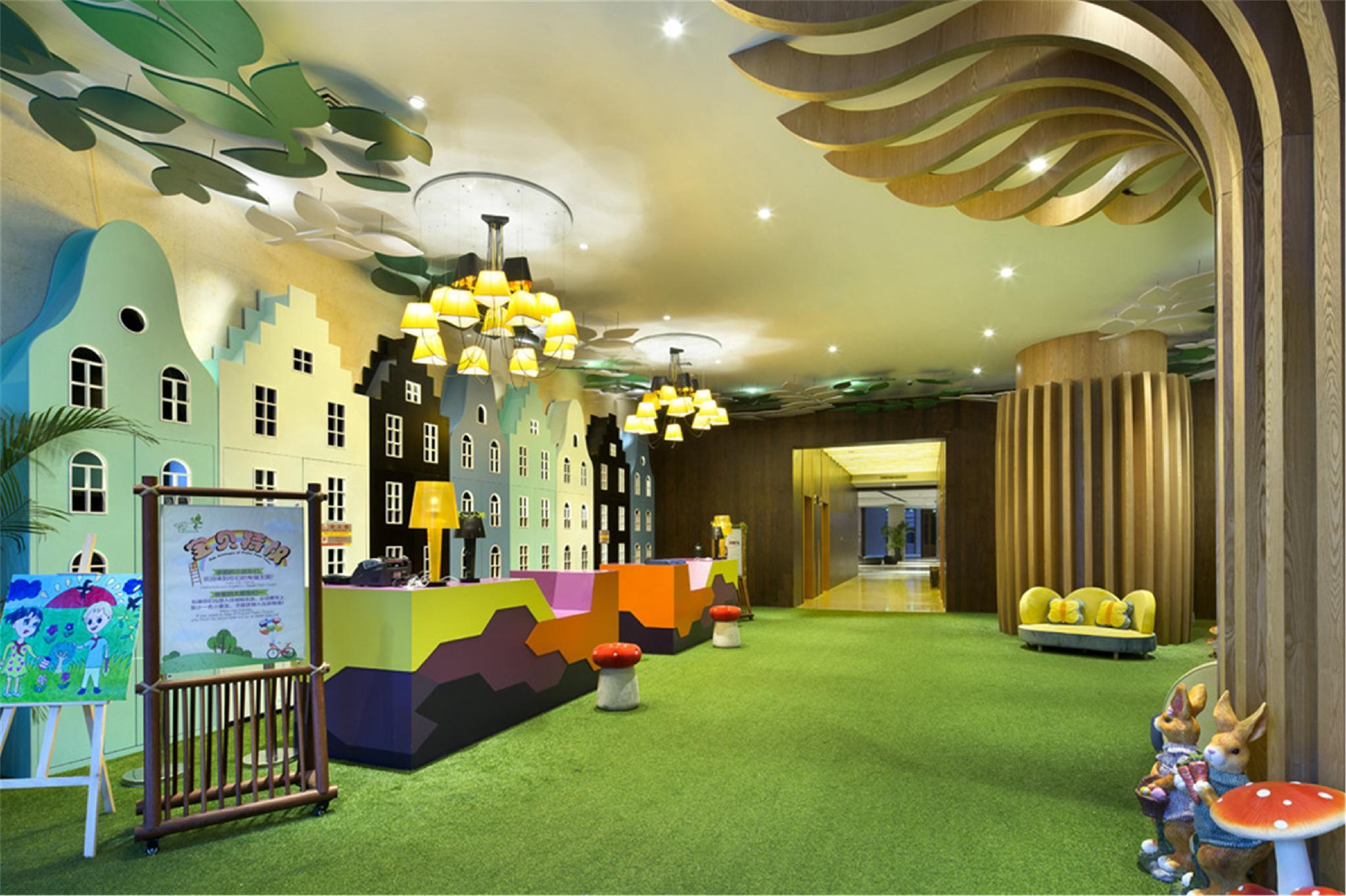 Mangrove Tree Resort World Sanya Bay Elader Palm Tower