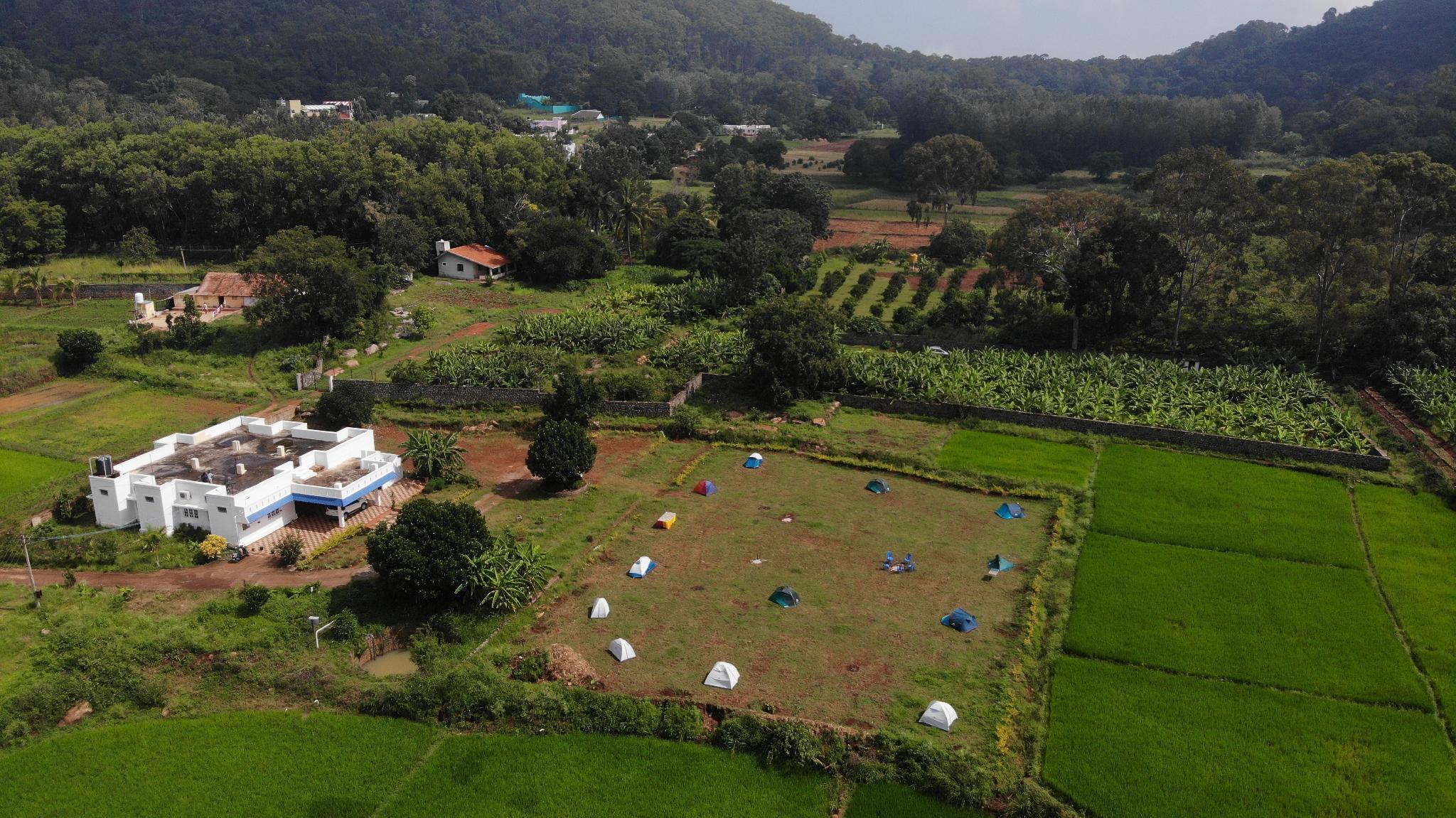 Yelagiri Farm House   Kottaiyur Village