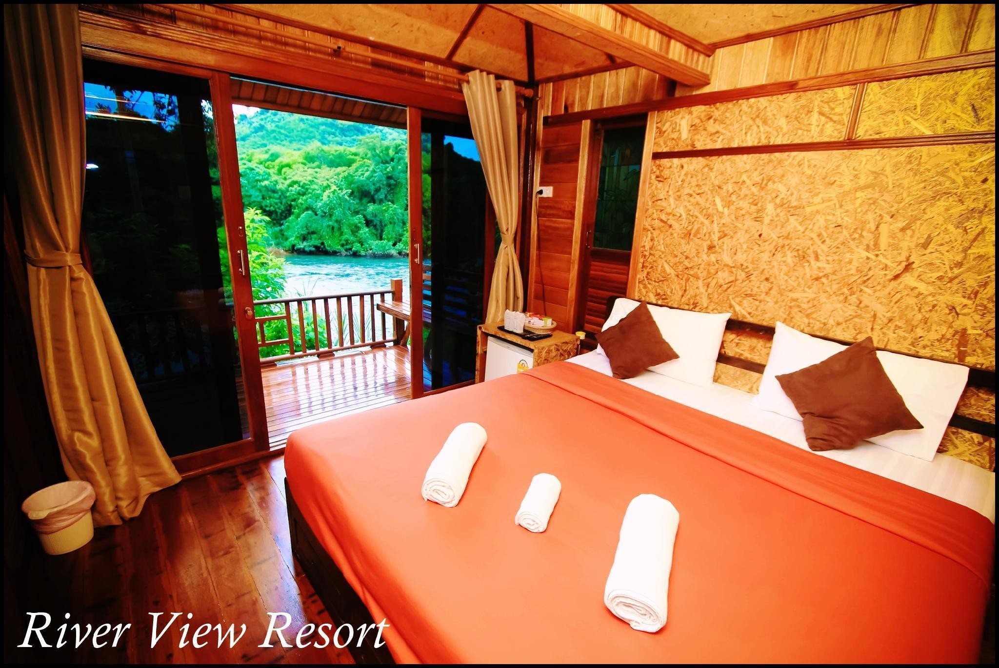River View Resort At Chaewlan ริเวอร์วิว รีสอร์ท แอท เชี่ยวหลาน