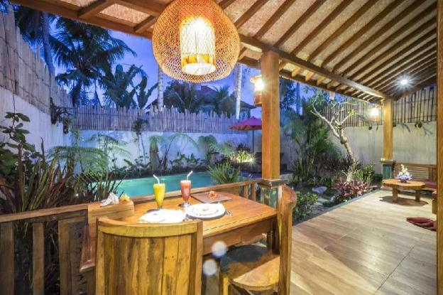 1BR Private Pool Villa +Hot Tub +Breakfast+Kitchen