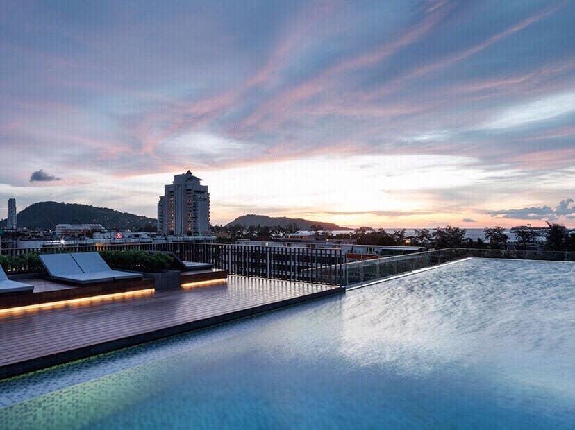 Free Pickup, 2 bedroom pool view, Patong Beach #64 บ้านเดี่ยว 2 ห้องนอน 2 ห้องน้ำส่วนตัว ขนาด 70 ตร.ม. – ป่าตอง