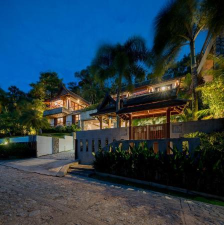 Surin Beach,Seaview 5 BR Villa, Chef/Manger/Driver Phuket