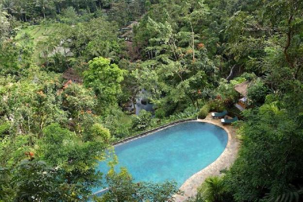 Daily Yoga + 1BR Private pool Ubud