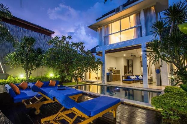 3BR Beautiful with Private Pool@ Seminyak
