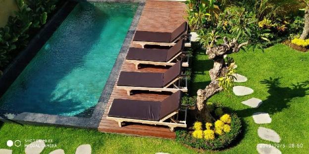 6BR 'J' Private Pool - Breakfast@Ubud