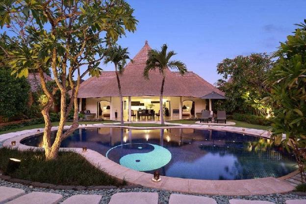3BR Villa with Private Pool @Seminyak