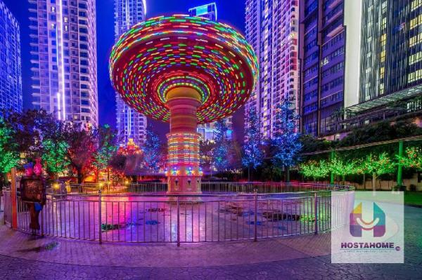 ❤️CNN most colorful Place @Central I-City w Wifi❤️ Shah Alam