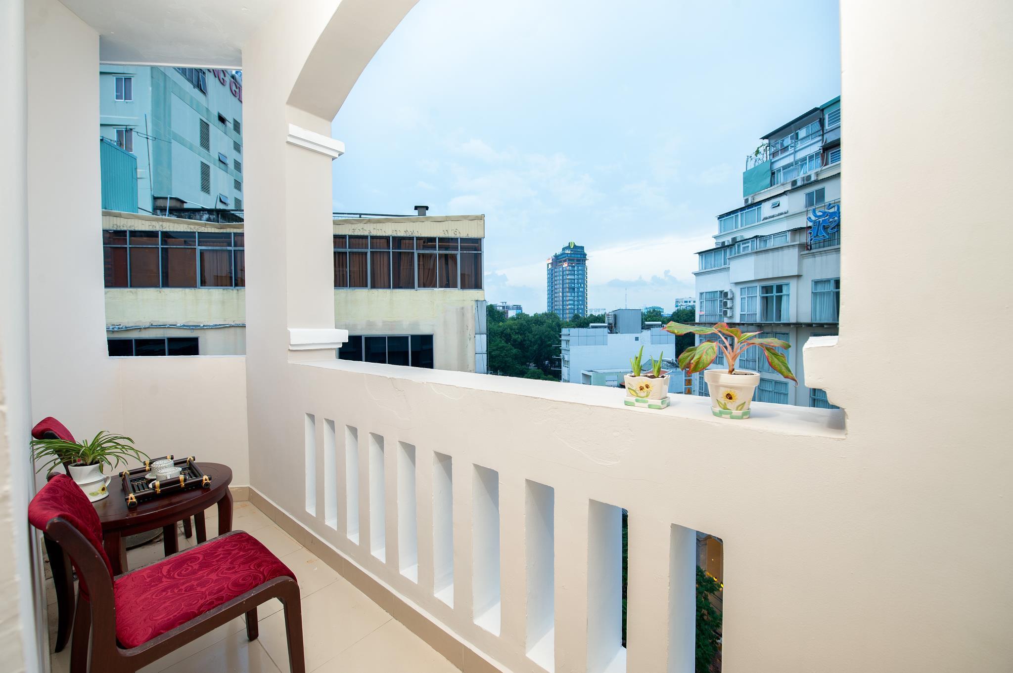BALI BOUTIQUE BEN THANH HOTEL