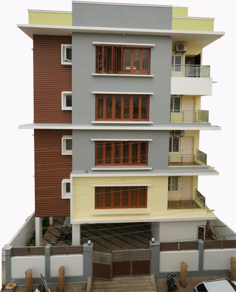 Krishna Vibe Serviced Apartment
