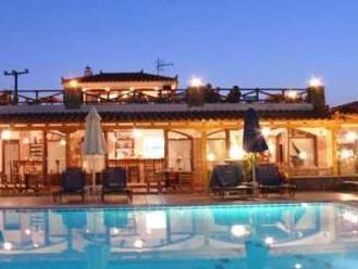 Hotel Andreas   Agistri  Skala