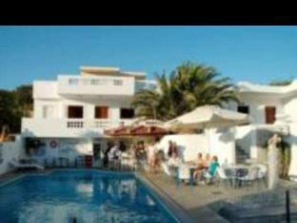 Manos Apartments Crete Island