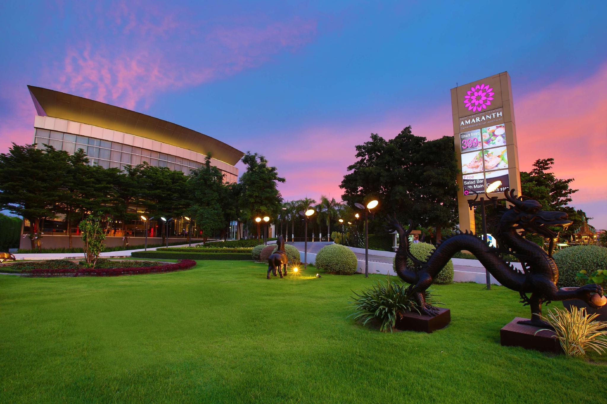 Best Western Premier Amaranth Suvarnabhumi Airport - Bangkok