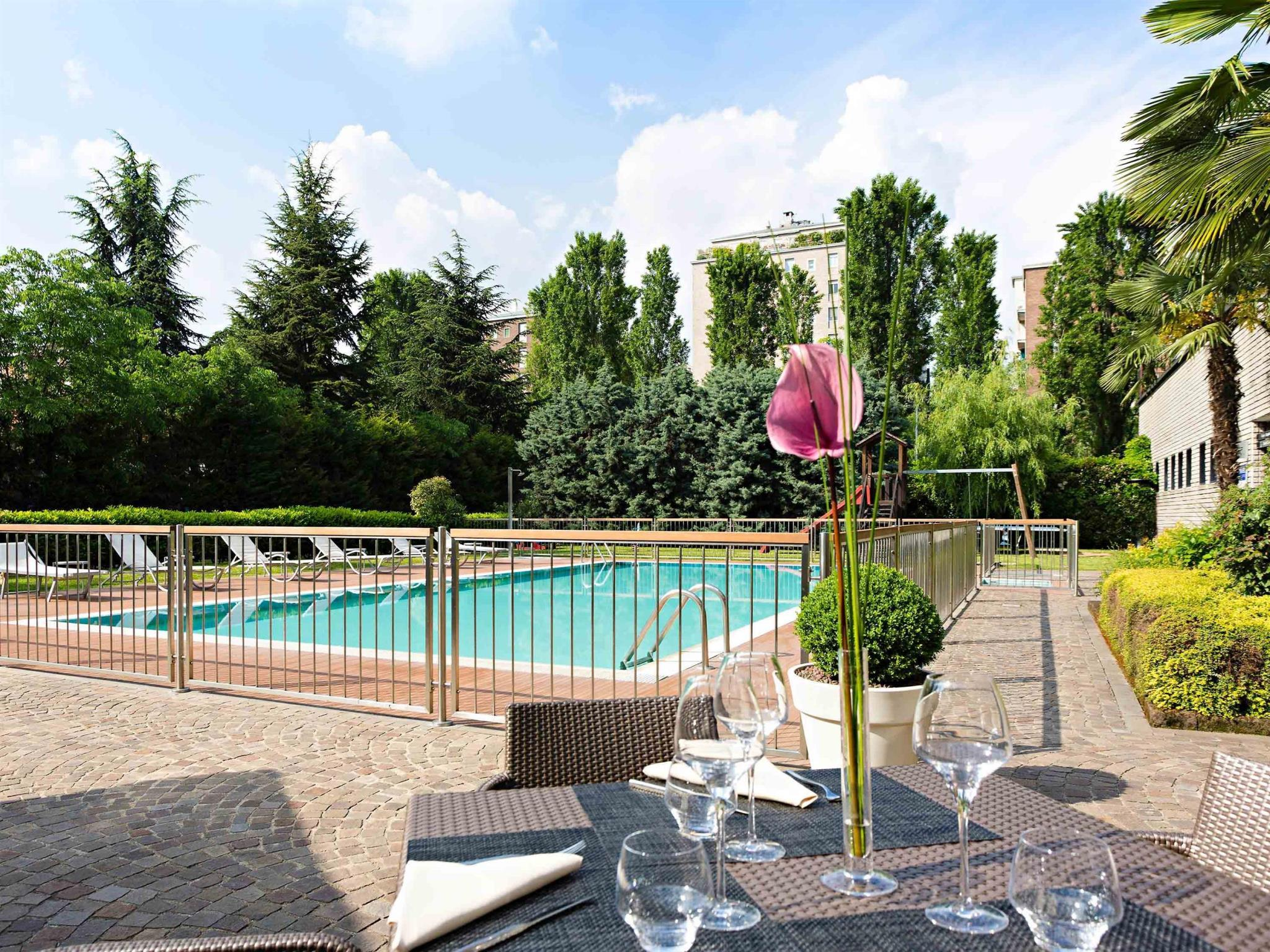 Novotel Milano Nord Ca Granda Hotel