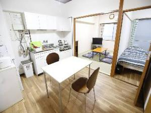 SG Osaka 2 Bedroom Apt near Osaka Station 203
