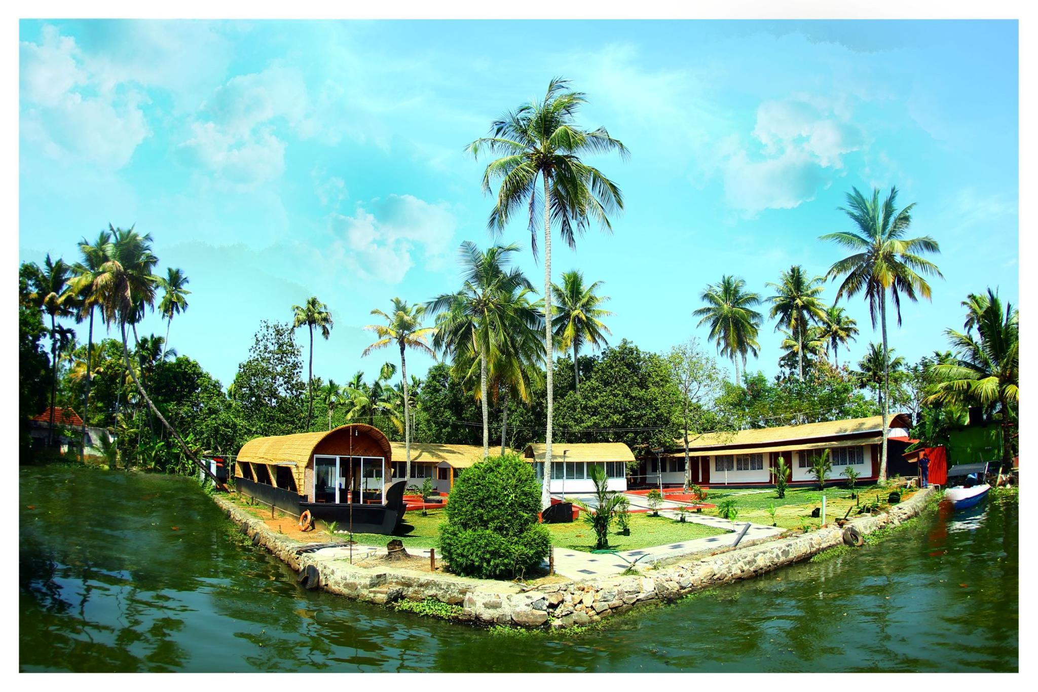 Island Lake Resort Alleppey
