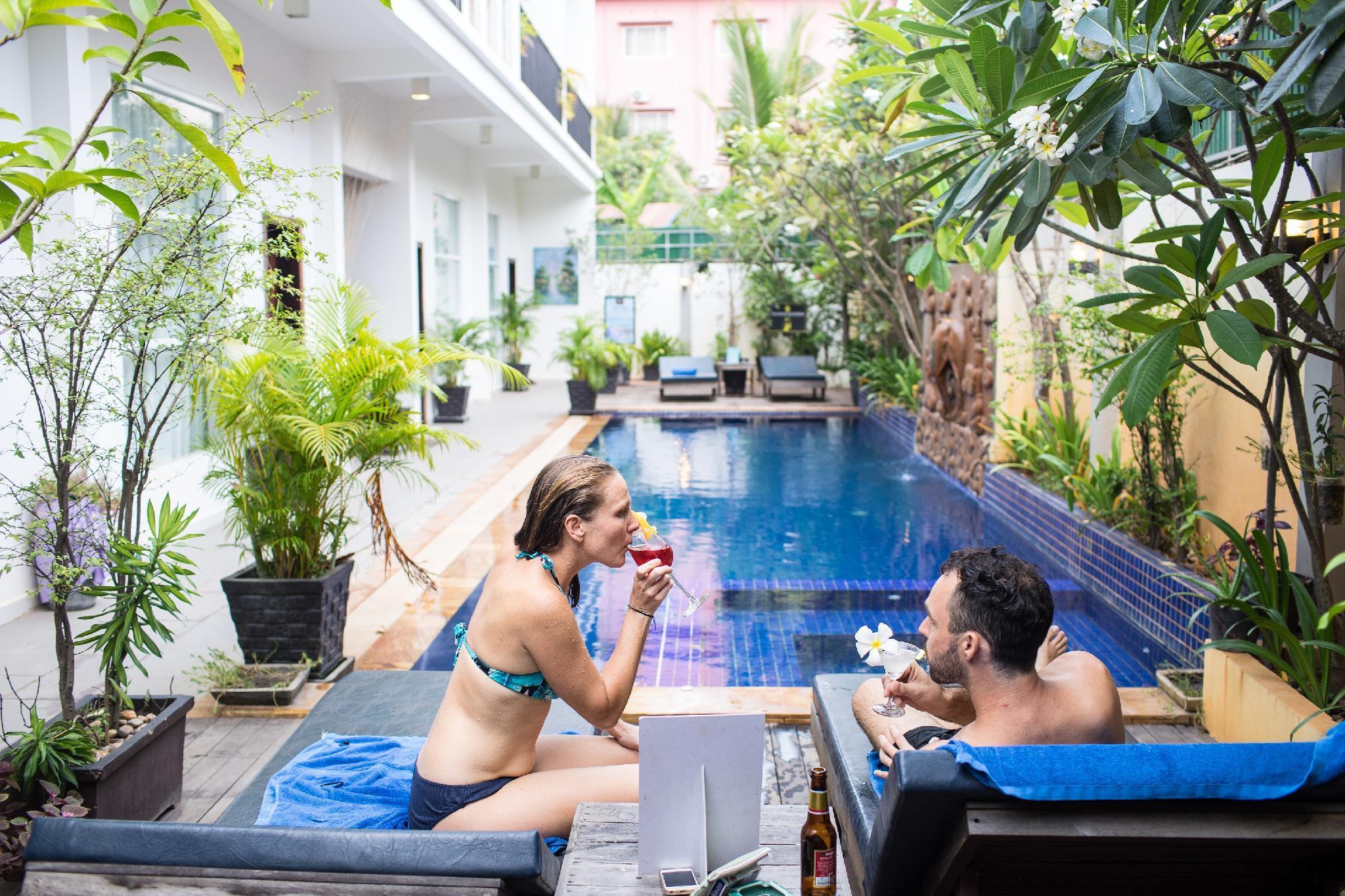 Saline Angkor Villa