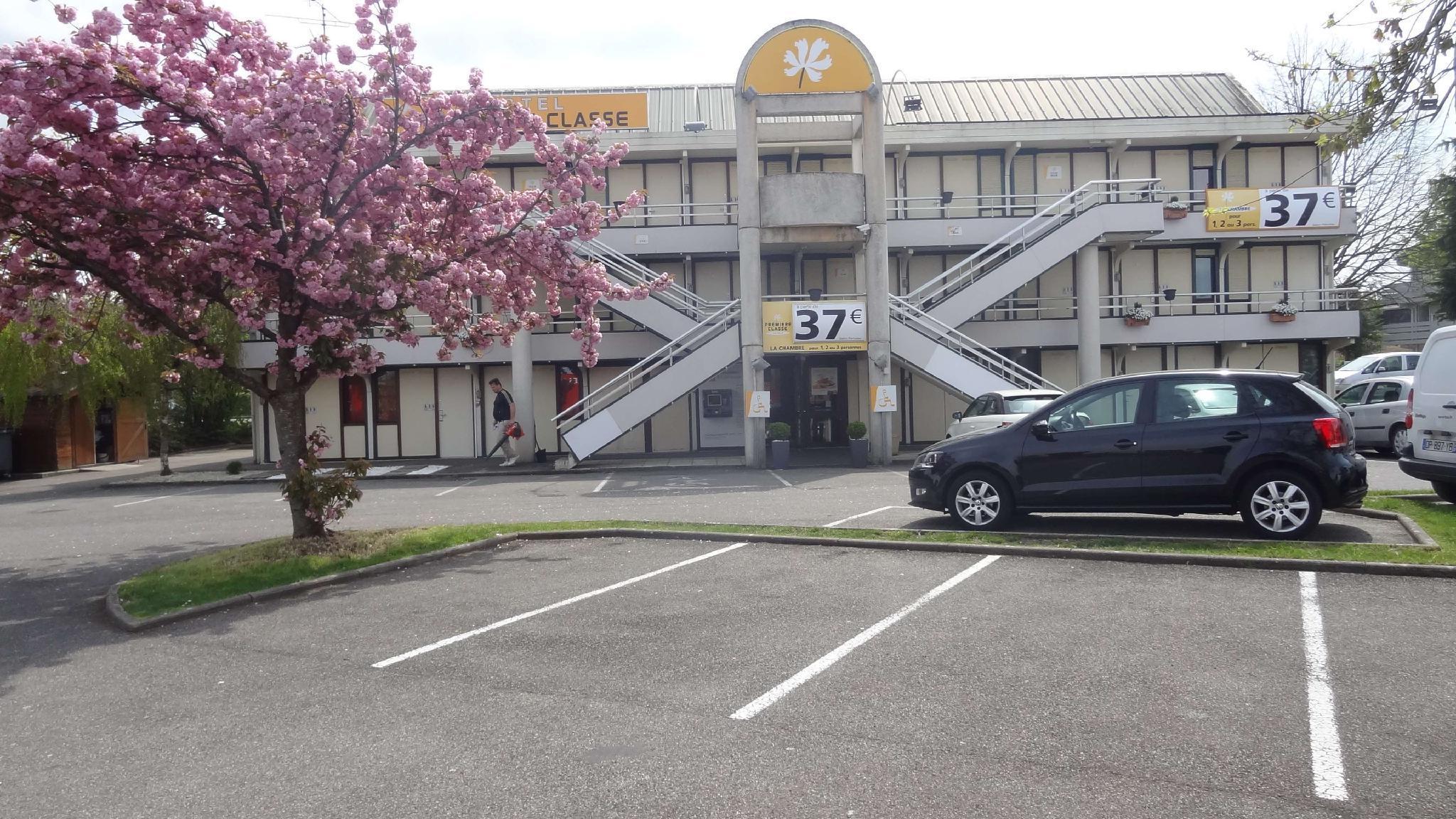 Hotel Premiere Classe Mulhouse Sud   Morschwiller