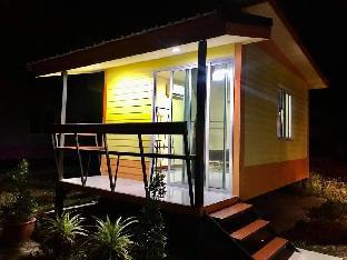 [パティオ]バンガロー(20m2)| 1ベッドルーム/1バスルーム Win Gray Homestay Villa - Yellow