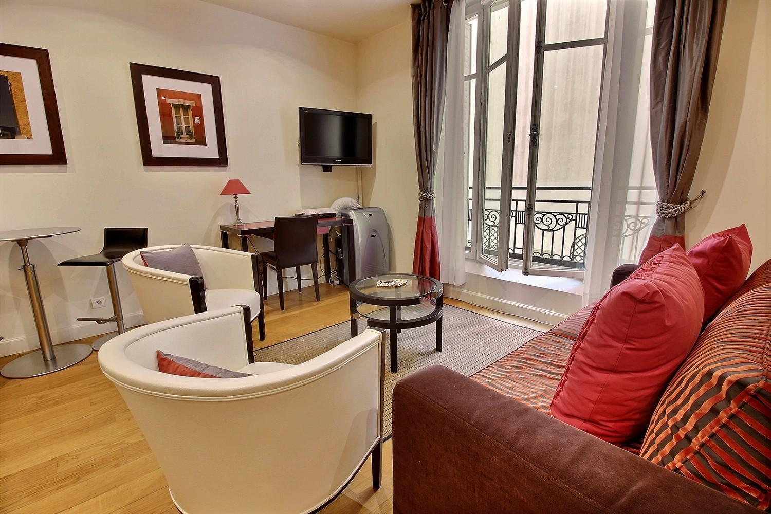 104297 - Appartement 4 personnes à Paris