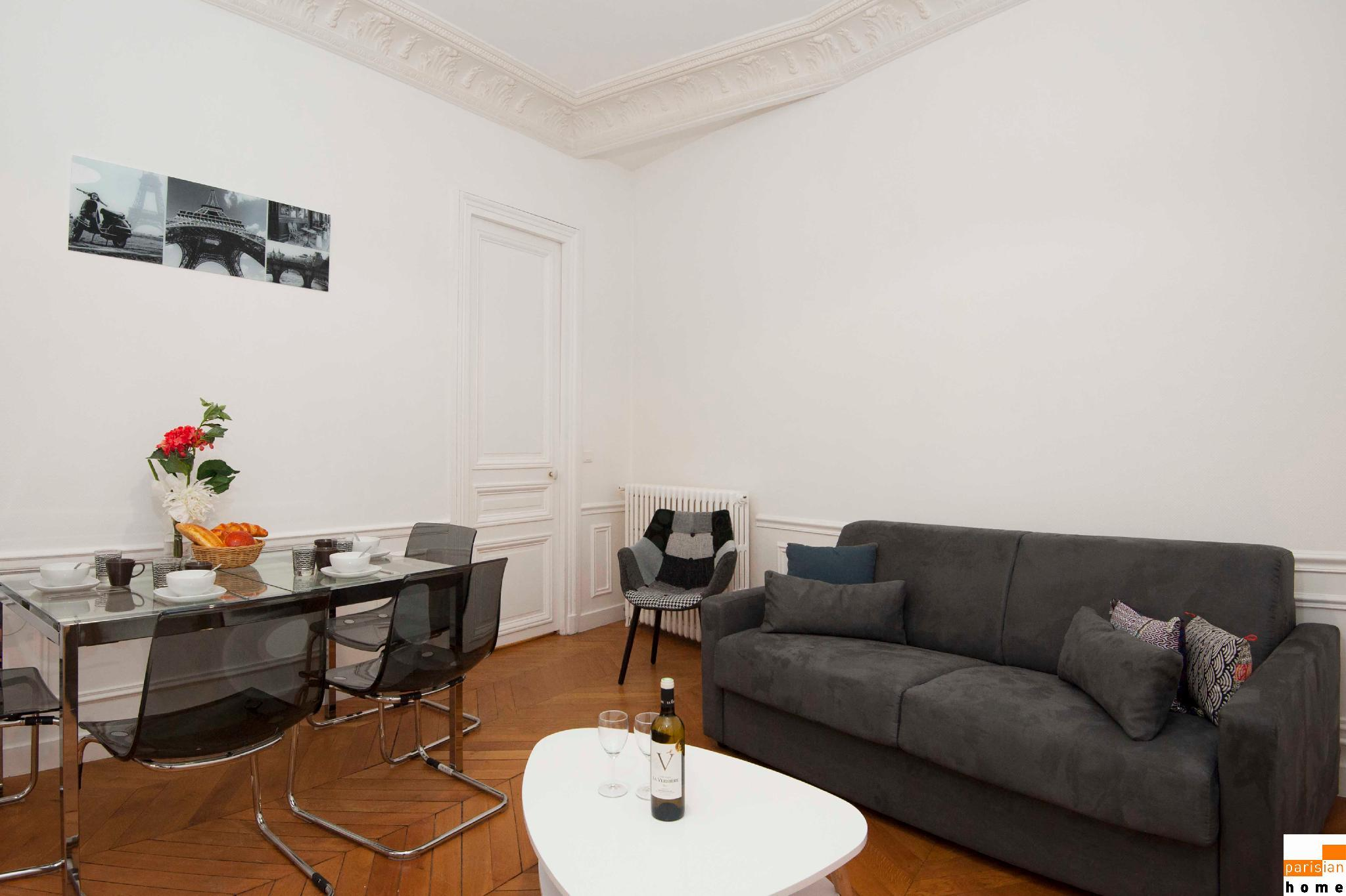 216041 - Large apartment for 6 poeple near the Eiffel Tower