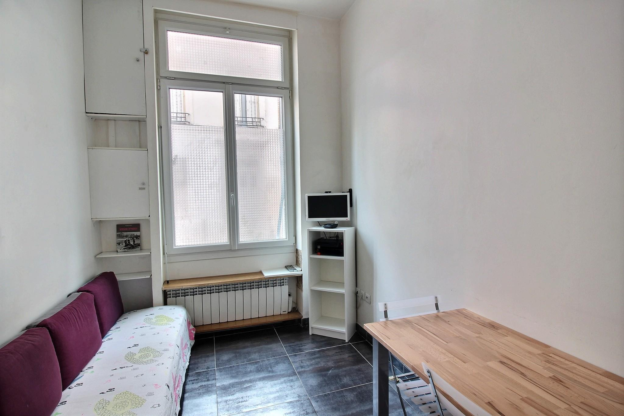 S11145 - Elegant studio for 2 people in the Bastille neighborhood