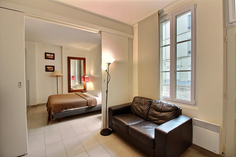 107507 - Appartement 2 personnes Invalides
