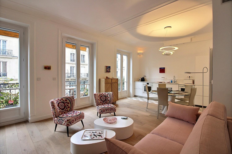 202090 - Appartement 6 personnes Montorgueil