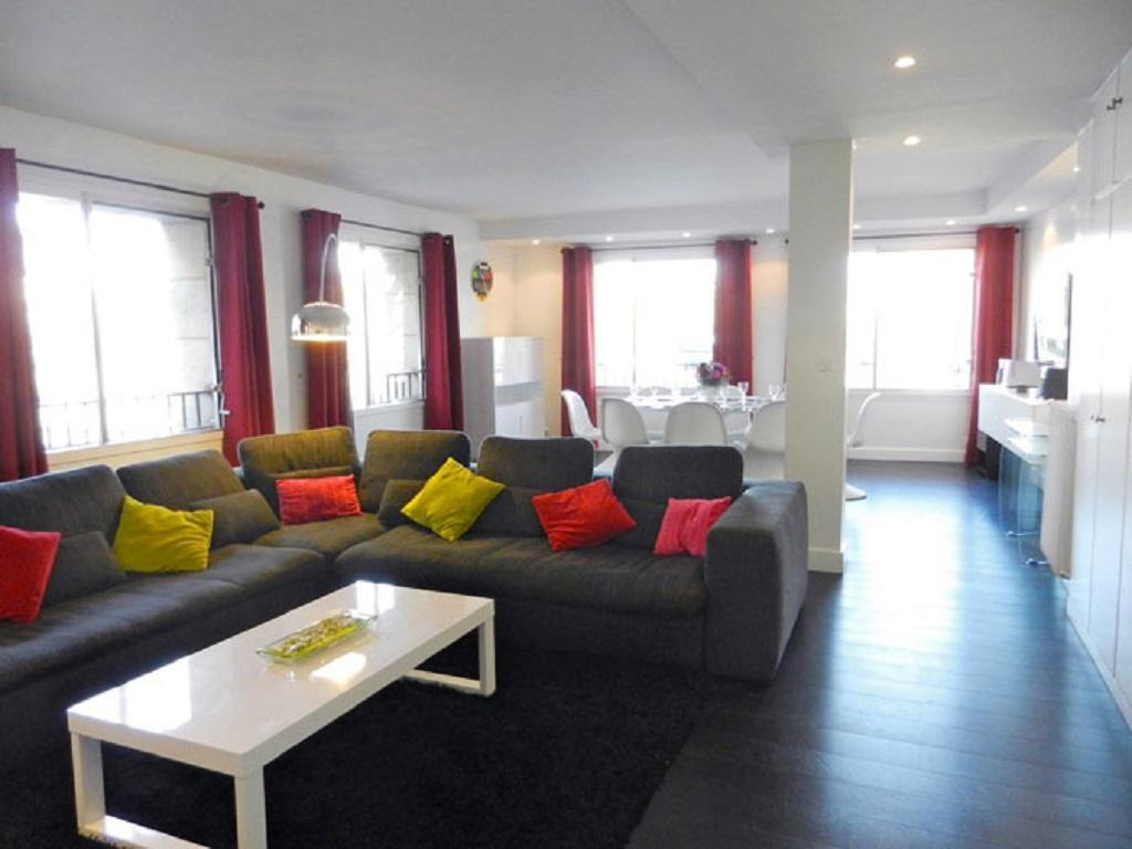 304298 - Ile st louis 3 bedrooms family apartment