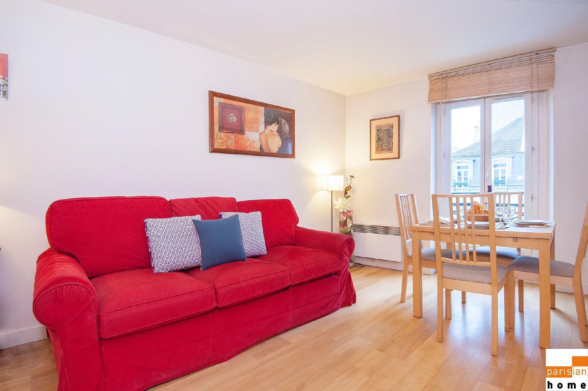 112350 - Comfortable two-room apartments at walking distance of Bastille