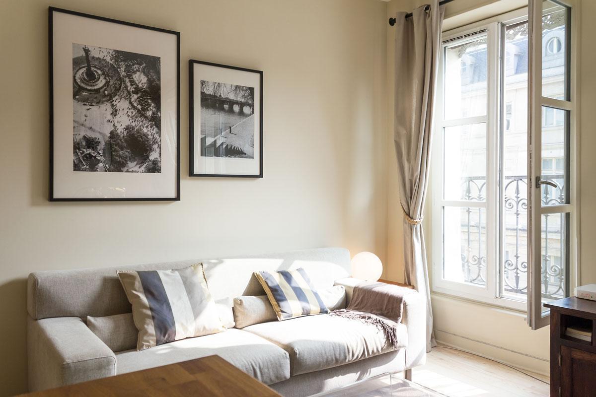 104320 - Appartement 4 personnes à Paris