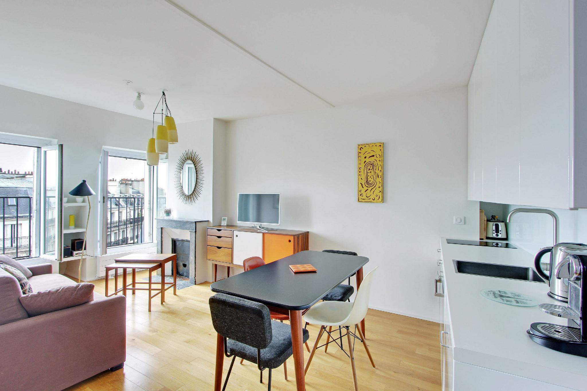 109083 - Sophisticated apartment near the charming Montmartre