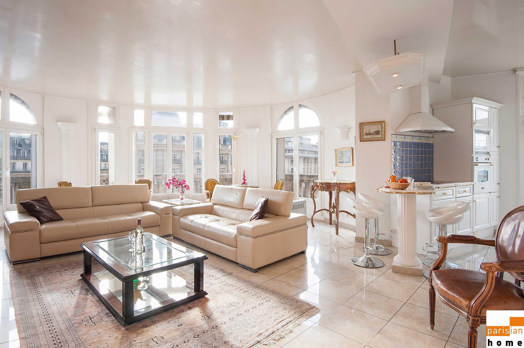 209221 - Fabulous apartment for 4 people near the Grands Boulevards