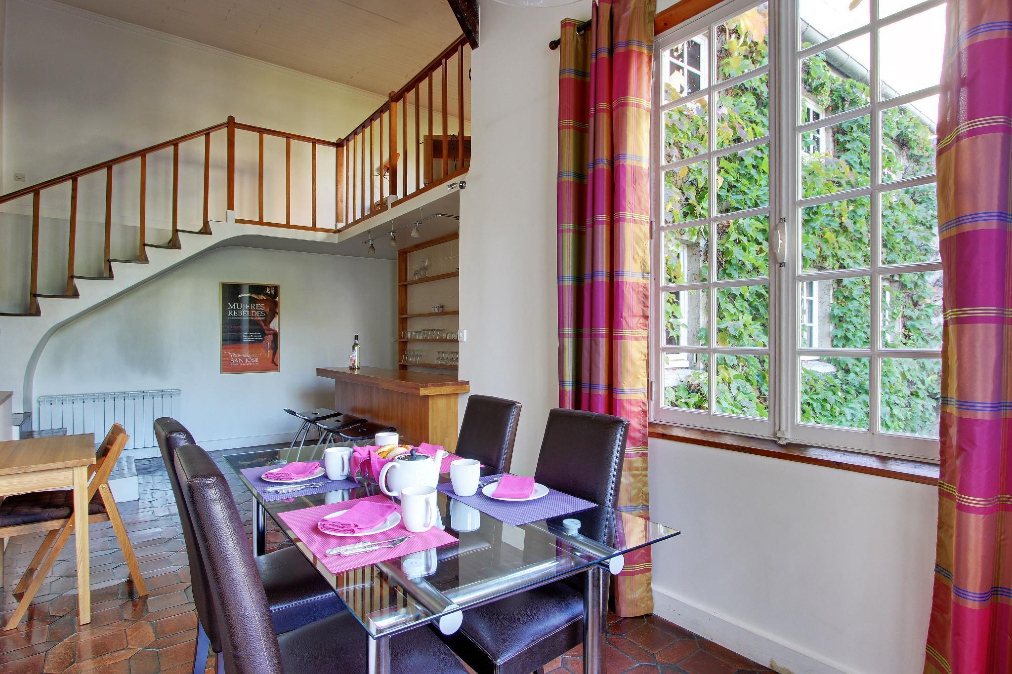 213061 - Duplex apartment near Jardin des Plantes