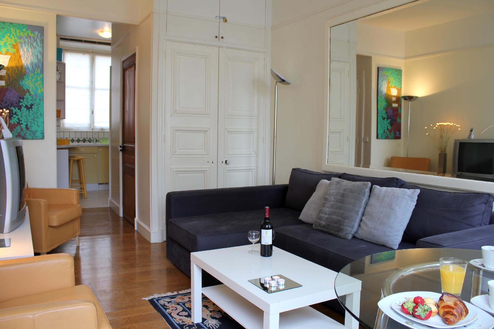 102458 - Appartement 4 personnes Montorgueil