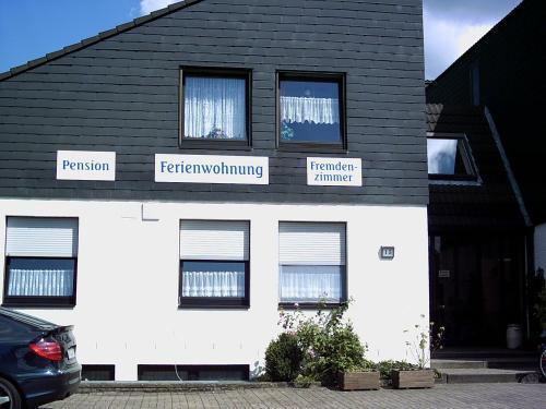 Pension Strohm Im Lieth Cafe