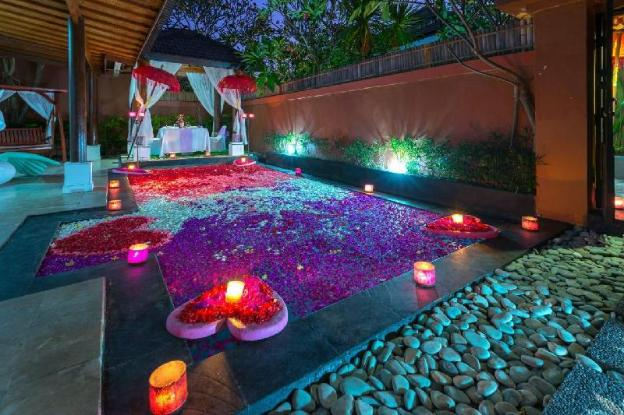 1BR Honeymoon Villa With Private Pool In Kuta Bali
