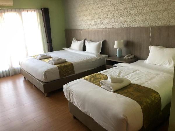 Capital O 637 Fusen Hotel Bangkok