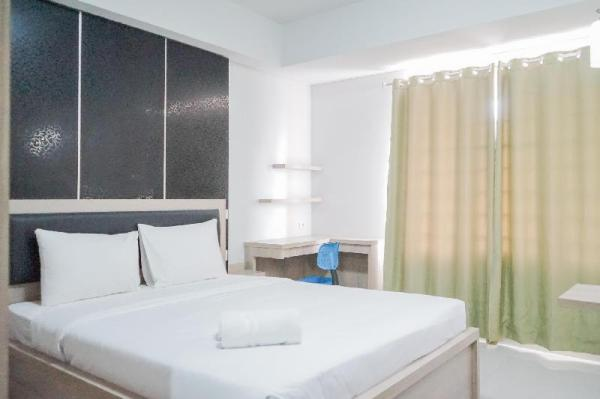 Comfy Studio at Trimezia Beverly Apt By Travelio Tangerang