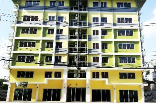[ドンムアン空港]アパートメント(35m2)| 1ベッドルーム/1バスルーム Cozy for 2 PPL/30 mins to DMK Airport/Near center3