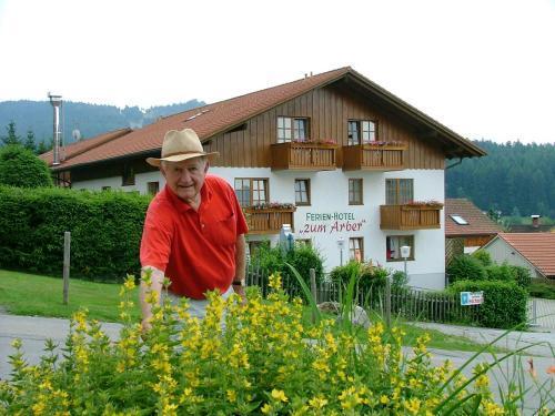 Ferien  Und Aktivhotel Zum Arber