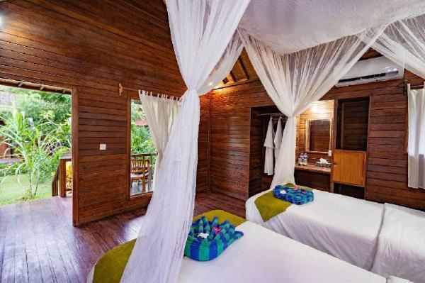 G LUna Huts (Deluxe Twin Rooms) Bali