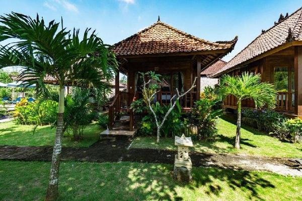 The Cozy Villa Lembongan (Hut Garden View) Bali