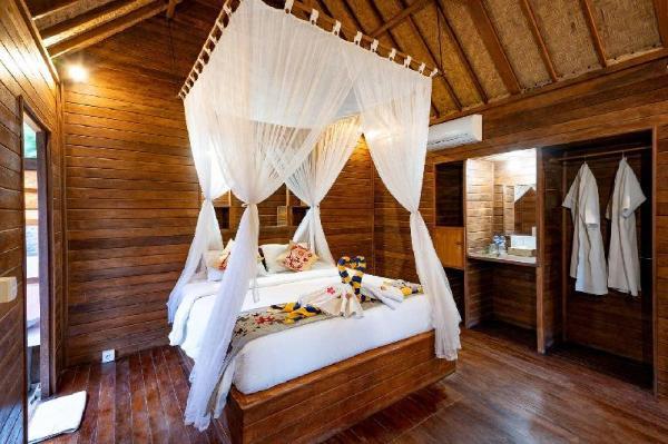 G LUna Huts (Deluxe Hut Bungalow) Bali